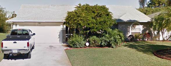 361 SW De Gouvea Terrace, Port Saint Lucie, FL 34984 (#RX-10584168) :: The Reynolds Team/ONE Sotheby's International Realty