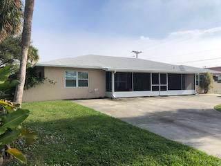 2520 Flotilla Terrace, Hutchinson Island, FL 34949 (#RX-10584645) :: Ryan Jennings Group
