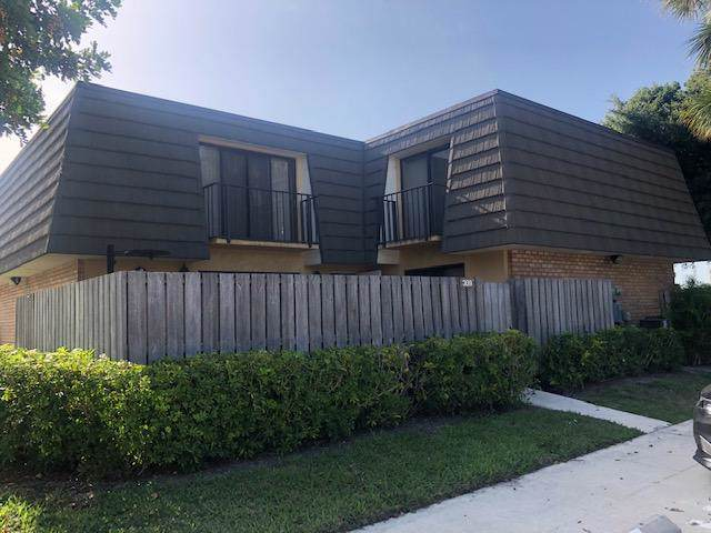 309 3rd Way, West Palm Beach, FL 33407 (#RX-10585129) :: Ryan Jennings Group