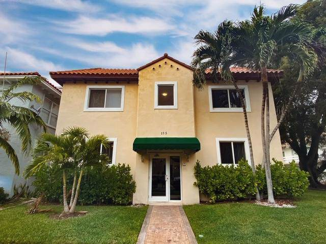 115 Menores Avenue #6, Coral Gables, FL 33134 (MLS #RX-10585547) :: Miami Villa Group