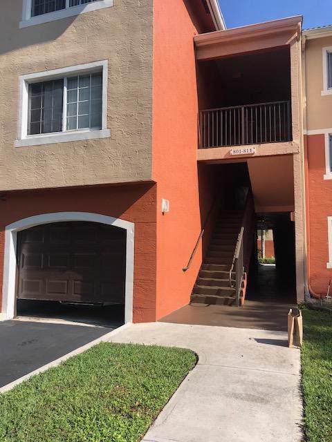 4177 N Haverhill Road N #801, West Palm Beach, FL 33417 (#RX-10588550) :: Ryan Jennings Group