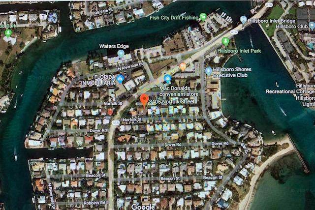 3405 Norfolk Street 1,2,3,4, Pompano Beach, FL 33062 (#RX-10588997) :: Ryan Jennings Group