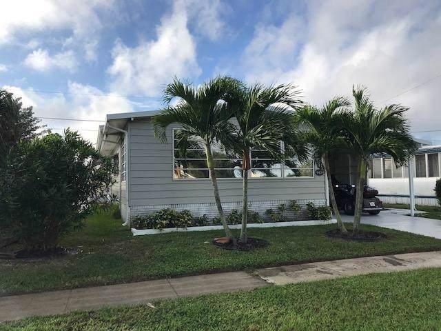 4434 Meadow View Drive, Boynton Beach, FL 33436 (#RX-10589249) :: Ryan Jennings Group