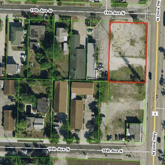 1831 N Dixie Highway, Lake Worth, FL 33460 (#RX-10590172) :: Ryan Jennings Group