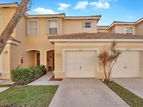 1491 Barrymore Court, Wellington, FL 33414 (#RX-10590337) :: Ryan Jennings Group