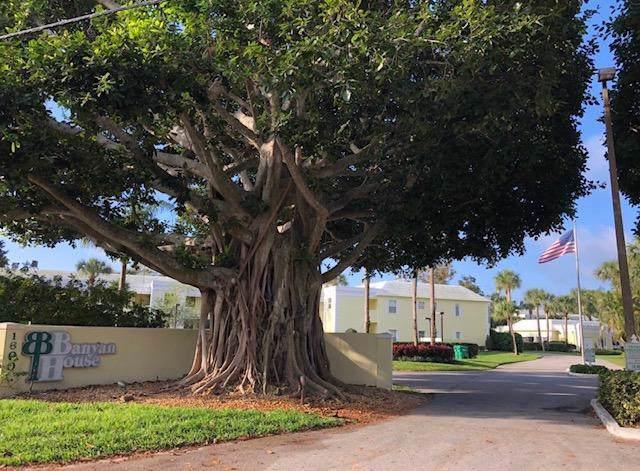 1600 SE Saint Lucie Boulevard #408, Stuart, FL 34996 (MLS #RX-10590379) :: Berkshire Hathaway HomeServices EWM Realty