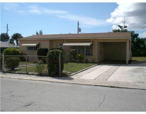 1117 W 26th Court, Riviera Beach, FL 33404 (#RX-10590929) :: Ryan Jennings Group