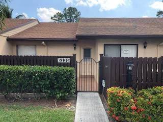 613 Sea Pine Way G, Greenacres, FL 33415 (#RX-10591210) :: Ryan Jennings Group