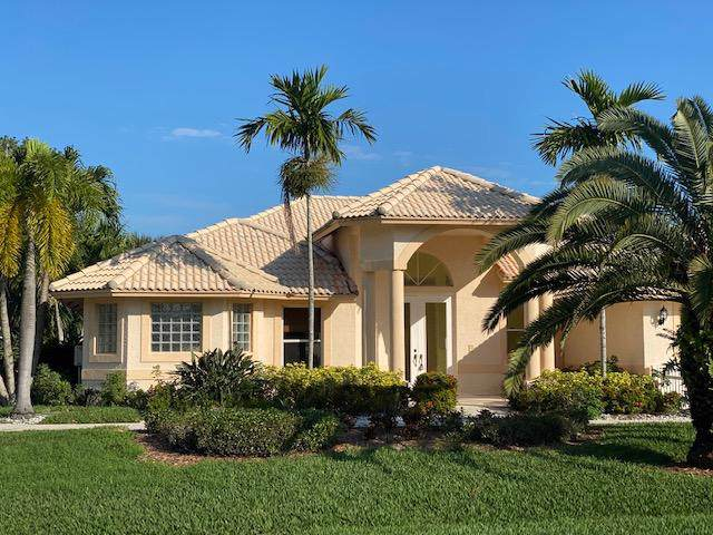 781 SW Dolores Avenue, Port Saint Lucie, FL 34983 (MLS #RX-10591576) :: Berkshire Hathaway HomeServices EWM Realty