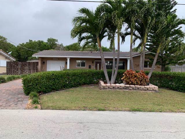 2741 NE 53rd Court, Lighthouse Point, FL 33064 (#RX-10591625) :: Ryan Jennings Group