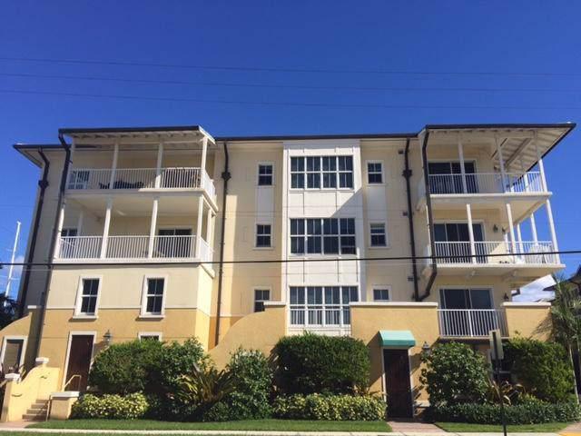 3960 N Flagler Drive #101, West Palm Beach, FL 33407 (#RX-10591645) :: Ryan Jennings Group