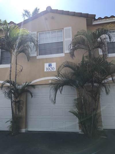 1020 Lake Shore Drive #101, Lake Park, FL 33403 (#RX-10591682) :: Ryan Jennings Group