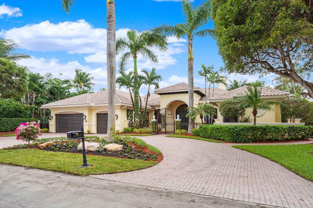 2083 Thatch Palm Drive - Photo 1