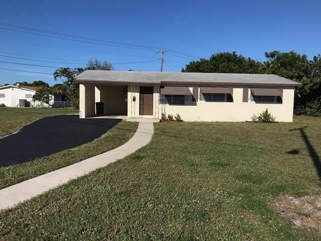 861 W Ilex Drive, Lake Park, FL 33403 (#RX-10592863) :: Ryan Jennings Group