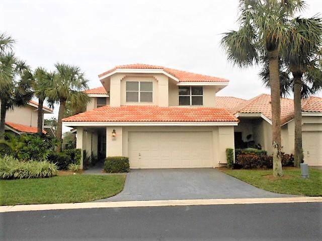 2101 NW 53rd Street, Boca Raton, FL 33496 (MLS #RX-10592902) :: Berkshire Hathaway HomeServices EWM Realty