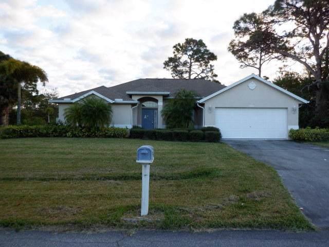 5931 NW Bendla Street, Port Saint Lucie, FL 34986 (MLS #RX-10593313) :: Laurie Finkelstein Reader Team