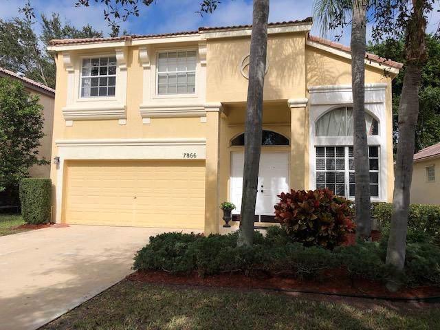 7866 Oak Grove Circle, Lake Worth, FL 33467 (MLS #RX-10593922) :: Castelli Real Estate Services