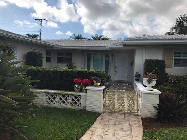 850 W Camino Real, Boca Raton, FL 33486 (#RX-10594049) :: Ryan Jennings Group