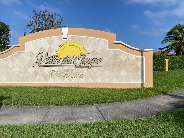 10949 SW 244th Terrace, Homestead, FL 33032 (MLS #RX-10594347) :: The Jack Coden Group