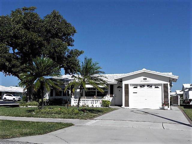 1917 SW 13th Avenue, Boynton Beach, FL 33426 (#RX-10594564) :: The Reynolds Team/ONE Sotheby's International Realty