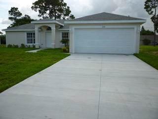 158 NW Byron Street, Port Saint Lucie, FL 34983 (MLS #RX-10595759) :: Miami Villa Group