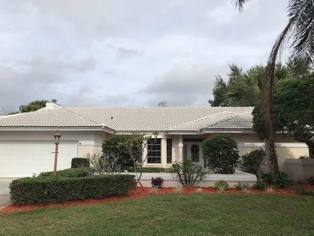 19176 Shoreward Court, Jupiter, FL 33458 (#RX-10596106) :: Ryan Jennings Group