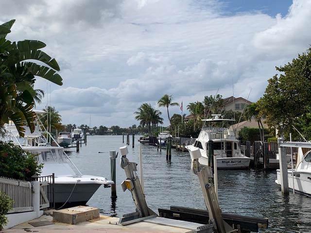 113 Island Drive S, Ocean Ridge, FL 33435 (#RX-10597187) :: Ryan Jennings Group