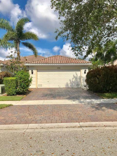 2059 Guadeloupe Drive, Wellington, FL 33414 (#RX-10598063) :: Ryan Jennings Group