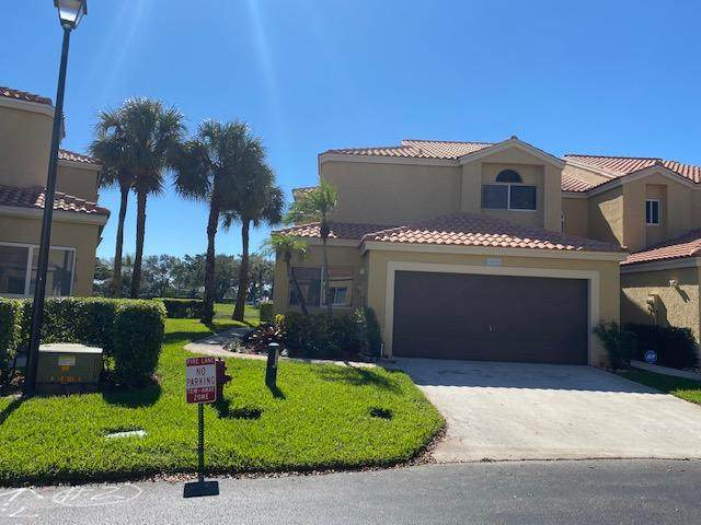 10470 Lake Vista Circle, Boca Raton, FL 33498 (#RX-10598244) :: Ryan Jennings Group