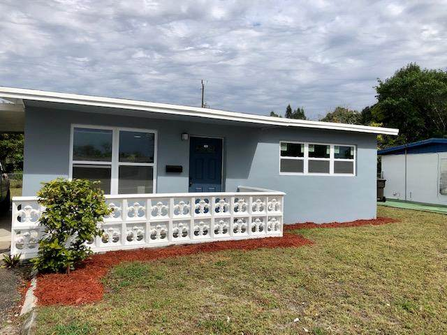 1383 10th Street, West Palm Beach, FL 33401 (#RX-10599148) :: Ryan Jennings Group