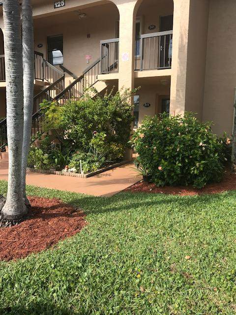 125 Lake Nancy Drive #245, West Palm Beach, FL 33411 (#RX-10600093) :: Ryan Jennings Group