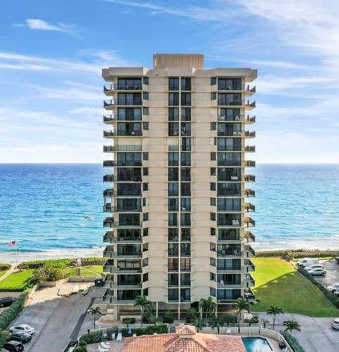 5460 N Ocean Drive 5-D, Singer Island, FL 33404 (#RX-10600952) :: Ryan Jennings Group