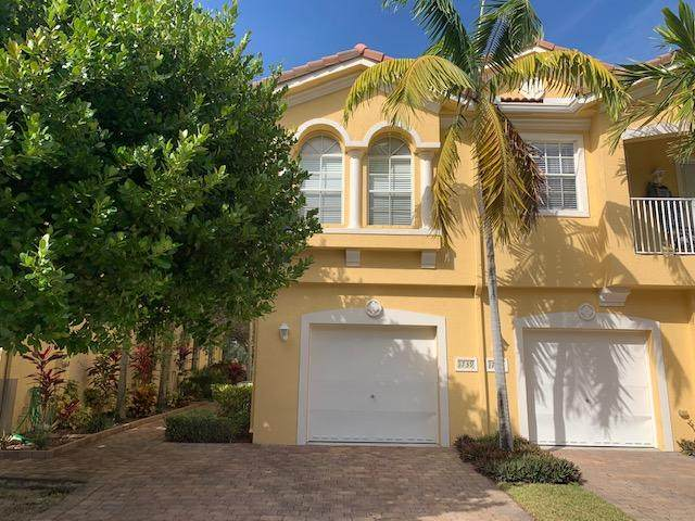 1739 Carvelle Drive, Riviera Beach, FL 33404 (MLS #RX-10601197) :: Berkshire Hathaway HomeServices EWM Realty