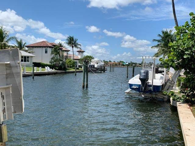 117 Marlin Drive, Ocean Ridge, FL 33435 (#RX-10601490) :: Ryan Jennings Group