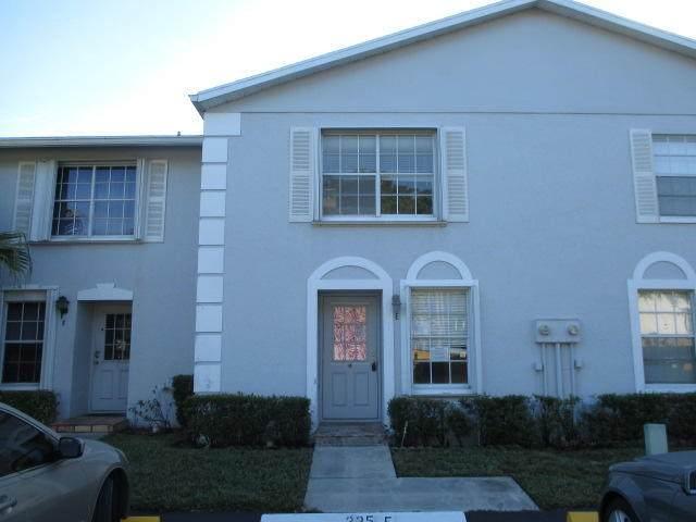 235 Foxtail Drive E, Greenacres, FL 33415 (#RX-10601821) :: Keller Williams Vero Beach