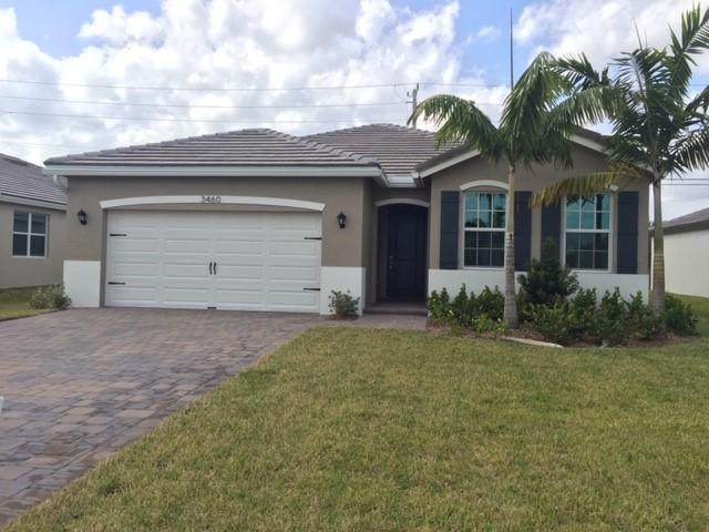 3460 SW Blackberry Lane, Palm City, FL 34990 (#RX-10601870) :: Ryan Jennings Group