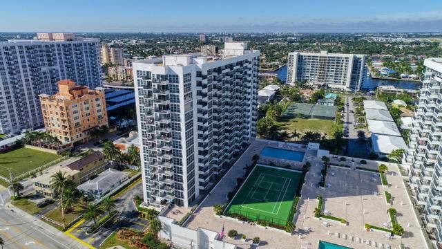 531 N Ocean Boulevard #604, Pompano Beach, FL 33062 (MLS #RX-10602252) :: RE/MAX
