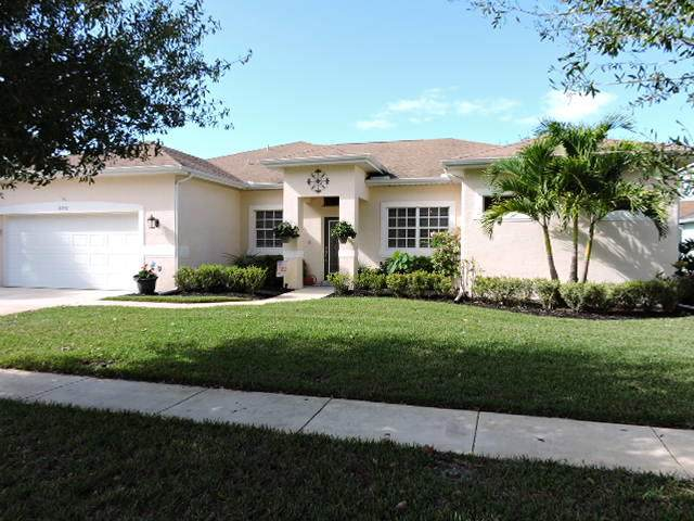 8293 Redcedar Place, Port Saint Lucie, FL 34952 (#RX-10602343) :: Ryan Jennings Group