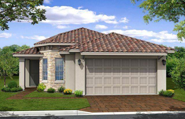 9943 SW Trumpet Tree Circle, Saint Lucie West, FL 34986 (MLS #RX-10602785) :: Berkshire Hathaway HomeServices EWM Realty