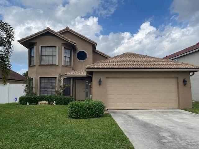 10339 Islander Drive, Boca Raton, FL 33498 (MLS #RX-10602828) :: Berkshire Hathaway HomeServices EWM Realty