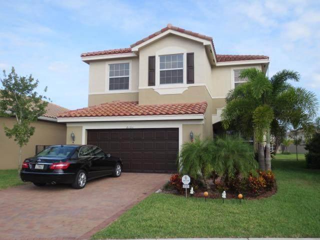 8131 Ravenna Lakes Drive, Boynton Beach, FL 33473 (MLS #RX-10602850) :: Berkshire Hathaway HomeServices EWM Realty
