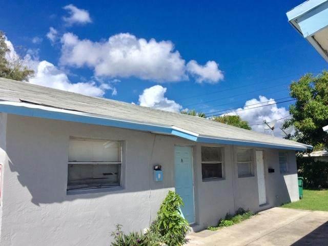 1116 W 31st Street A, Riviera Beach, FL 33404 (#RX-10602898) :: Ryan Jennings Group