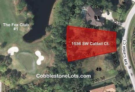 1536 SW Cattail Court, Palm City, FL 34990 (#RX-10602987) :: Ryan Jennings Group