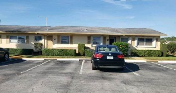 2591 Barkley Drive W C, West Palm Beach, FL 33415 (#RX-10603729) :: Ryan Jennings Group