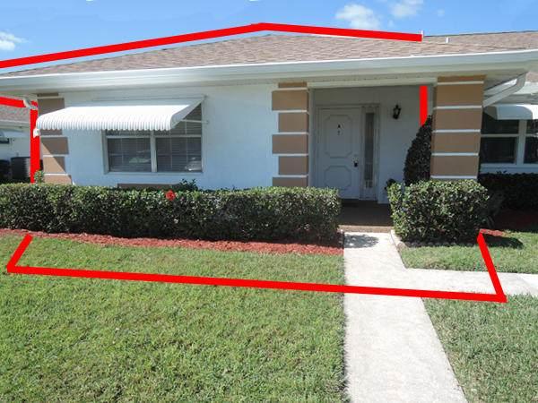 523 Crooked Lake Lane Apt A, Fort Pierce, FL 34982 (#RX-10604046) :: Ryan Jennings Group