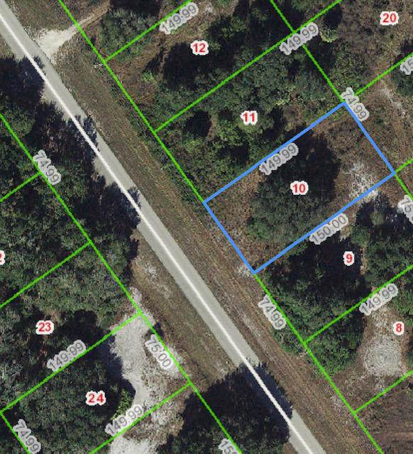 519 Washington Boulevard, Lake Placid, FL 33852 (MLS #RX-10604158) :: Berkshire Hathaway HomeServices EWM Realty