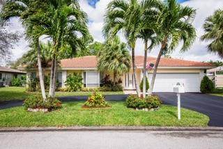 9875 NW 20th Street Street, Coral Springs, FL 33071 (MLS #RX-10604503) :: Laurie Finkelstein Reader Team