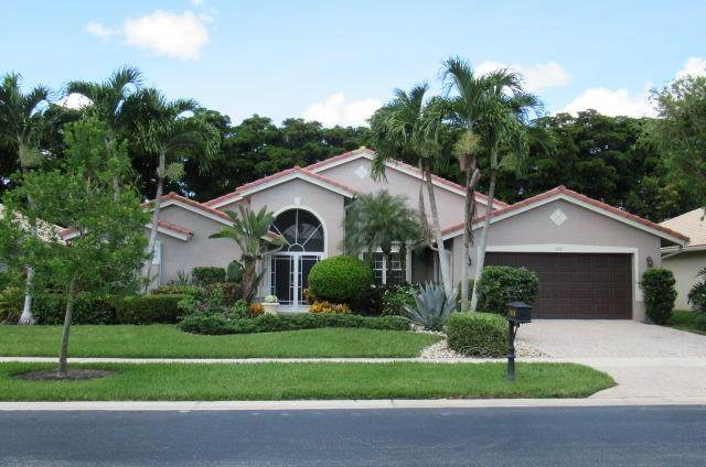 7416 Falls Road W, Boynton Beach, FL 33437 (#RX-10604907) :: Ryan Jennings Group