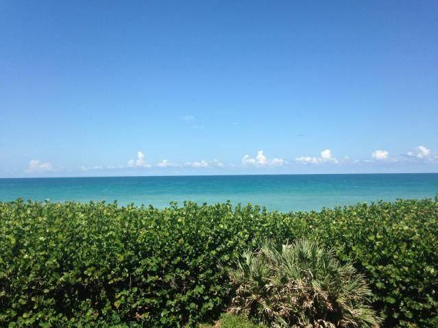 7410 S Ocean S Drive #206, Jensen Beach, FL 34957 (MLS #RX-10605013) :: Berkshire Hathaway HomeServices EWM Realty