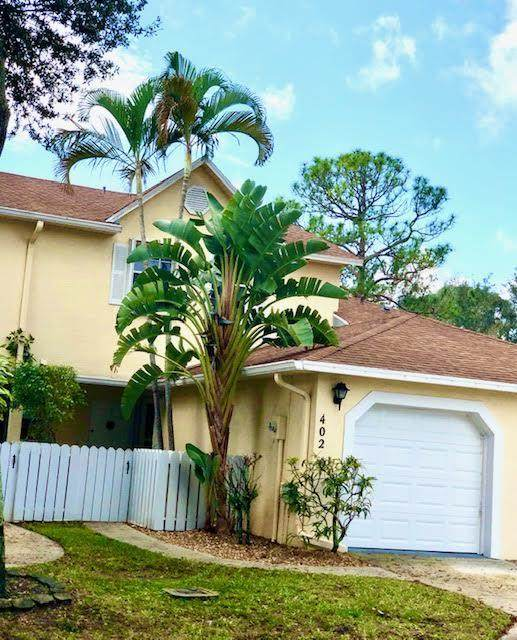 402 Maplewood Drive, Greenacres, FL 33415 (MLS #RX-10605378) :: Berkshire Hathaway HomeServices EWM Realty